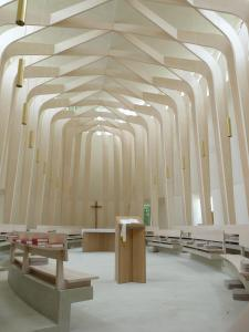 Bishop Edward King Chapel, Ripon College Cuddesdon (photo credit to my husband)