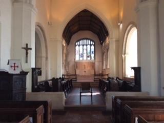 High Altar Lent Array