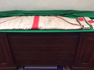 Old Sarum Lenten Chasuble & Stoles