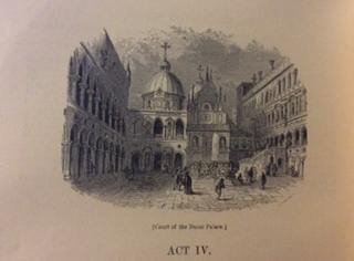 Merchant of Venice Act IV
